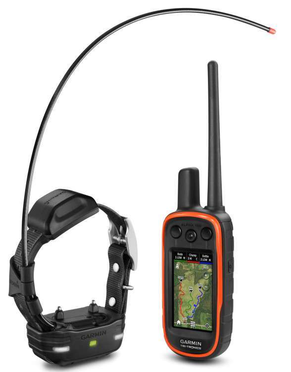 One of our Garmin Alpha Bundle With TT15 Dog Tracking devices