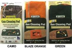 Drymate Gun Cleaning Pads www.gundogoutfitter.com