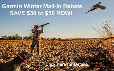Garmin Winter Mail-in Rebate save $30 to $50 now!