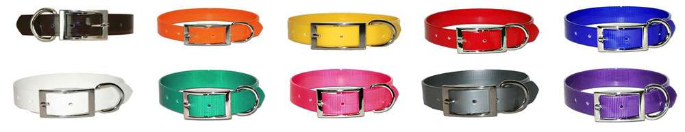 """Hi Flex 1"""" Replacement Straps for Dog e Collars"""