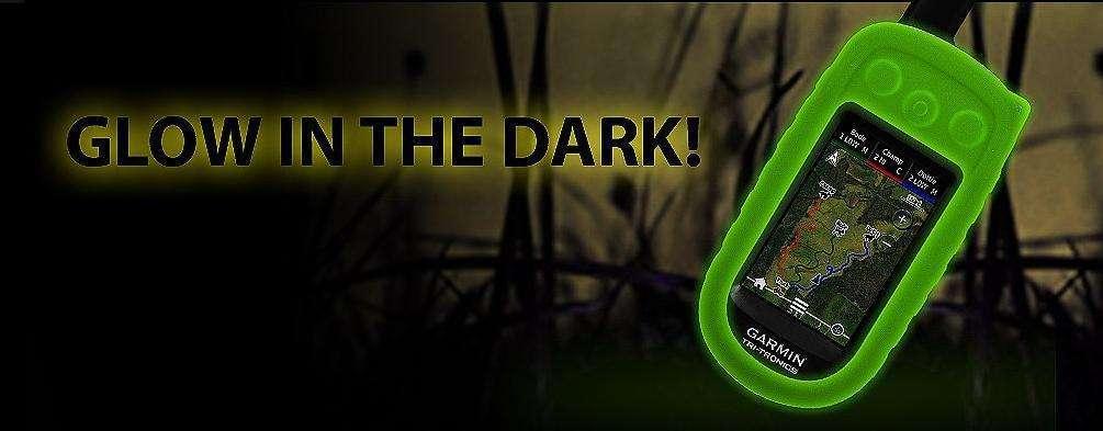 Garmin Alpha Cover - Glow in the Dark