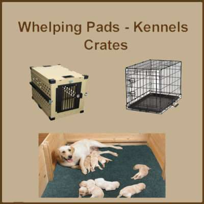 Whelping-Pad-Kennels-Crates