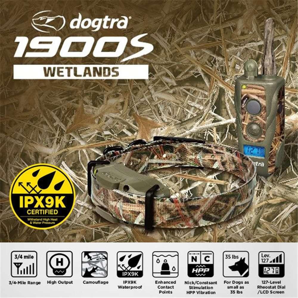 Dogtra 1900S Wetlands | gun dog outfitter | gundogoutfitter.com