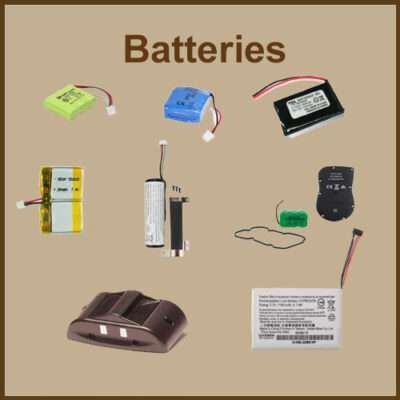 Batteries - e-Collars / Accessories