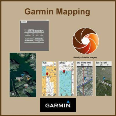 Garmin Mapping