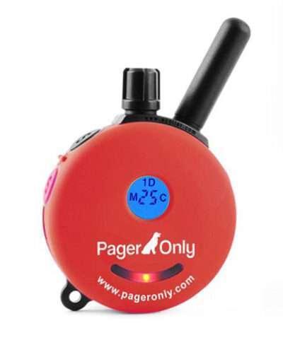 E-Collar Technologies Pager Only | gun dog outfitter | gundogoutfitter.com