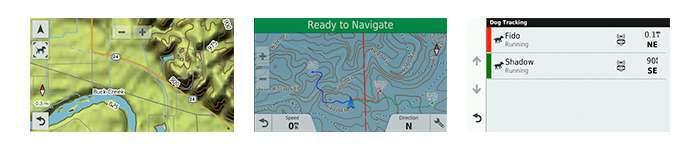 Garmin DriveTrack 71 Navigator | gun dog outfitter | gundogoutfitter.com