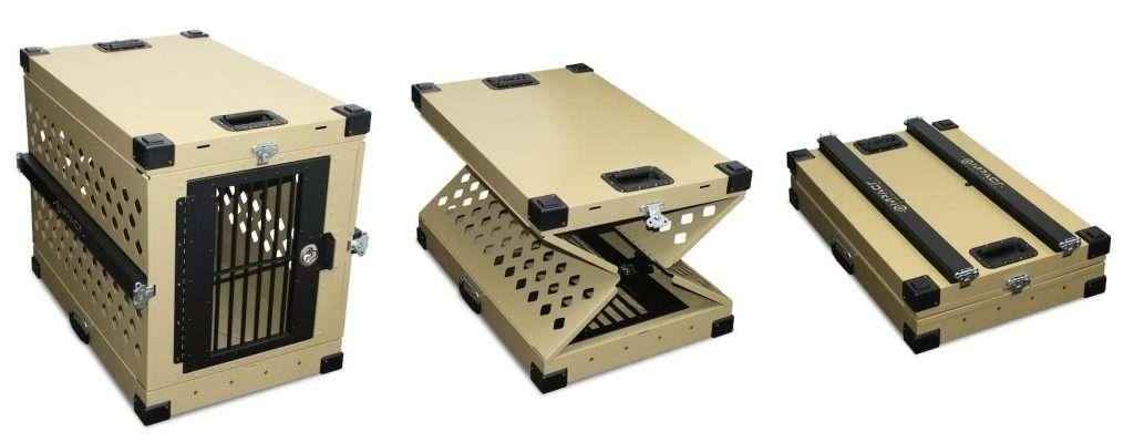 Impact Crate Large- 3 Positions|gun dog outfitter|gundogoutfitter.com