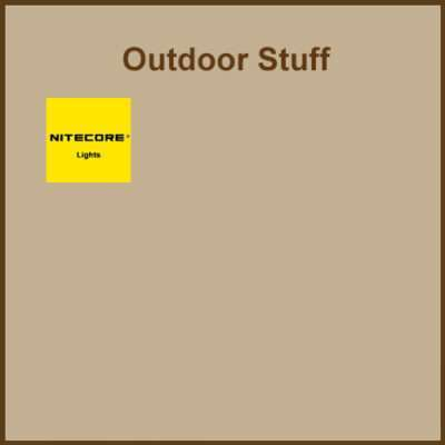 Outdoor Stuff