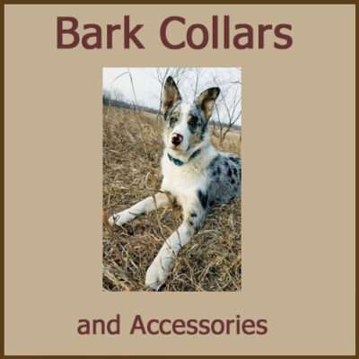 Bark Collars - Multiple Brands