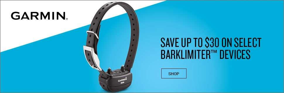 Garmin Tri Tronics Barklimiter Sale - Up to $30 off!