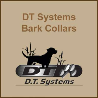 DT Systems No Bark Collar