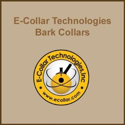 E-Collar Technologies Bark Collars