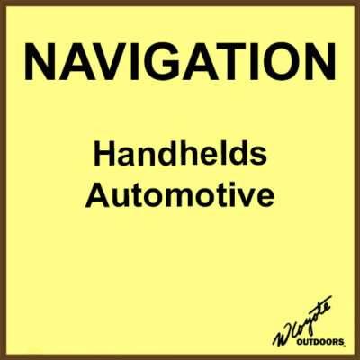NAVIGATION - Handhelds - Automotive