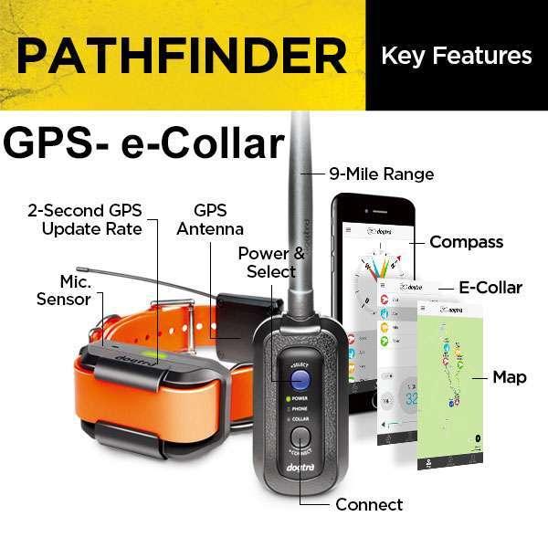 DOGTRA Pathfinder- GPS + e-Collar