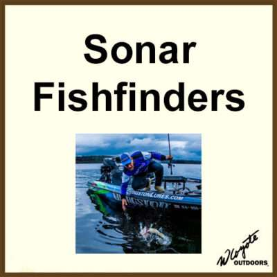 Sonar - Fishfinders