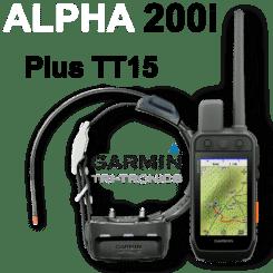 Garmin 200i Discussion, ALpha 200i, tracking and training