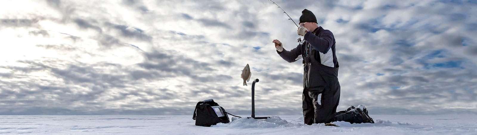 Garmin Panoptix LiveScope Ice Fishing