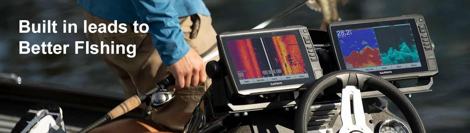 GPS Fishfinder -ECHOMAP Ultra