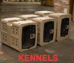 Dakota 283 Dog Kennels